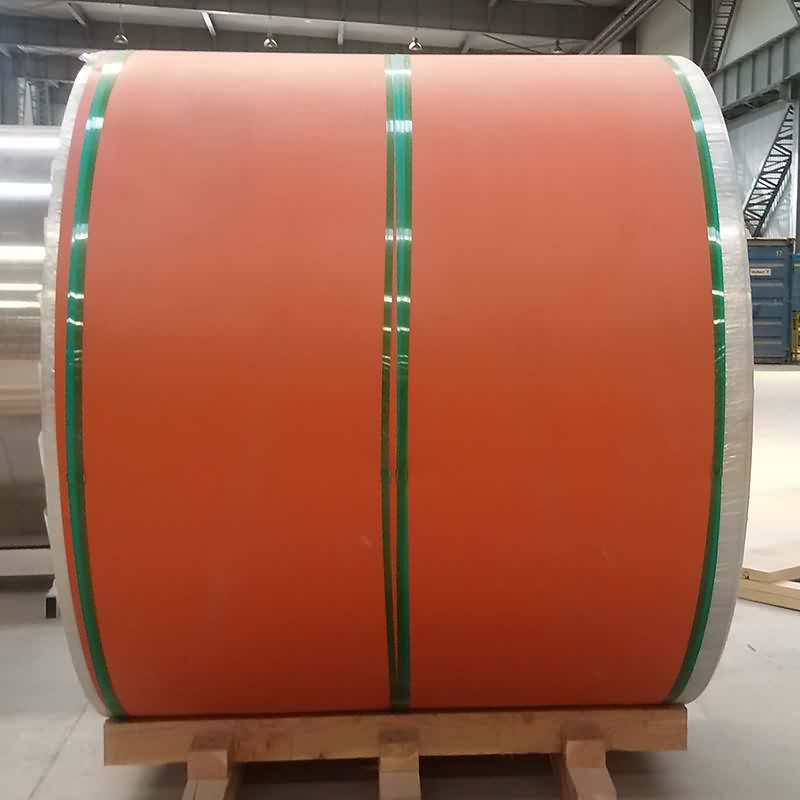 Aluminium packaging Koil