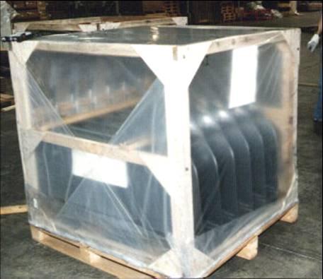 防锈膜 包装CKD件